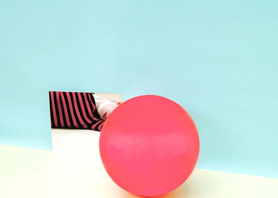 Ina Jang (*1982, South Korea), a ball, 2013, Digital C-Print, 33 x 46 cm ( 13 x 18 1/8 in.), Edition of 5, plus 1 AP