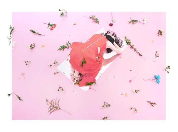 Raindrops 2013. Digital C-Print 50,8 x 68 cm ( 20 x 26 3/4 in. ) Edition of 5, plus 1 AP © Ina JANG / courtesy Christophe Guye Galerie