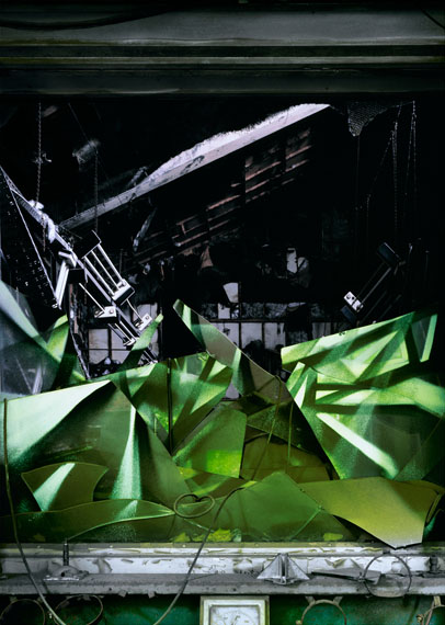 Arne Meister: ohne Titel III | 160 x 220 cm | C-Print