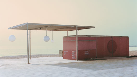 "Anna Lehmann-Brauns: ""Barca"", 2011, C-Print auf AluDibond, Diasec, 80 x 125, © Anna Lehmann-Brauns"