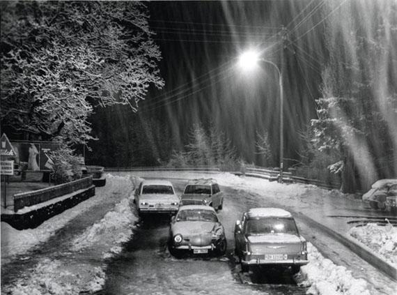 Arnold Odermatt: Hergiswil, 1969 © Urs Odermatt, Windisch