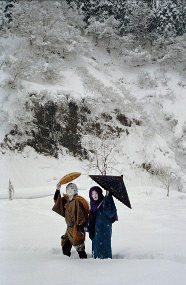 'Das verwandelte Paar', Japan 2011 © Ulrike Ottinger