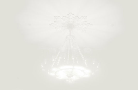 "MENG JIN: ""Every Room Is Illuminated No.1"" (2006) Pigment print on rice paper. 46.5 x 61cm (Paper size 59 x 73cm) - Edition of 10"