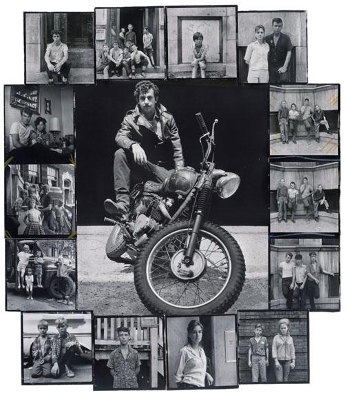Chicago, 1965, © Danny Lyon, New York & Magnum Photos, New York / Courtesy Edwynn Houk Gallery, New York