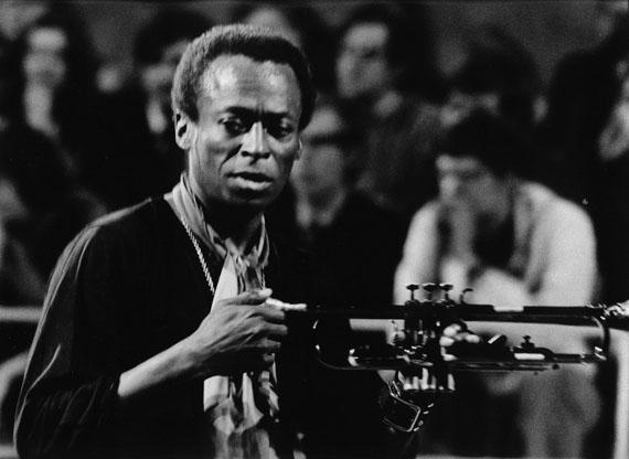 Max Jacoby: Miles Davis, 1965