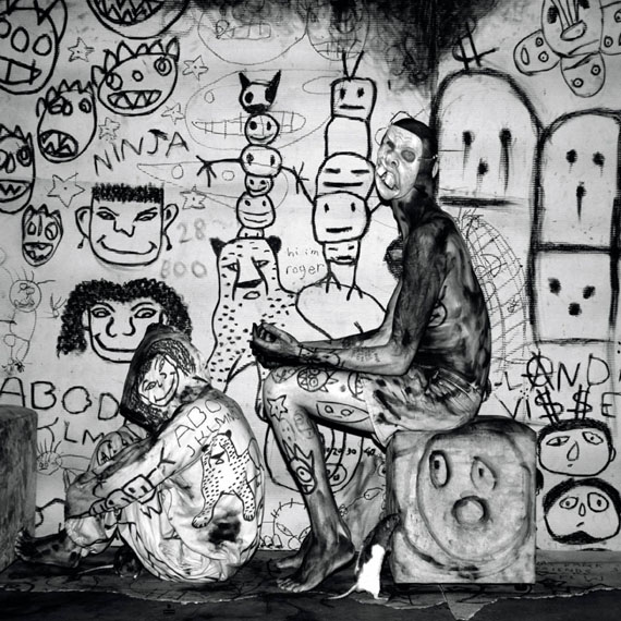 Roger Ballen, Die Antwoord, 2012 ©Roger Ballen