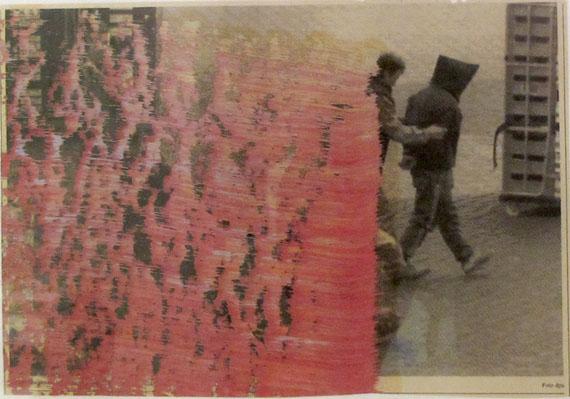 Gerhard Richter, Hood, 1996