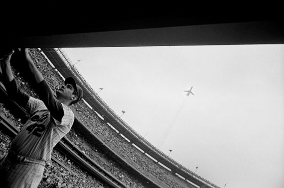 Tod Papageorge, College Football Game (from the series American Sports, 1970, or How we Spent War in Vietnam)