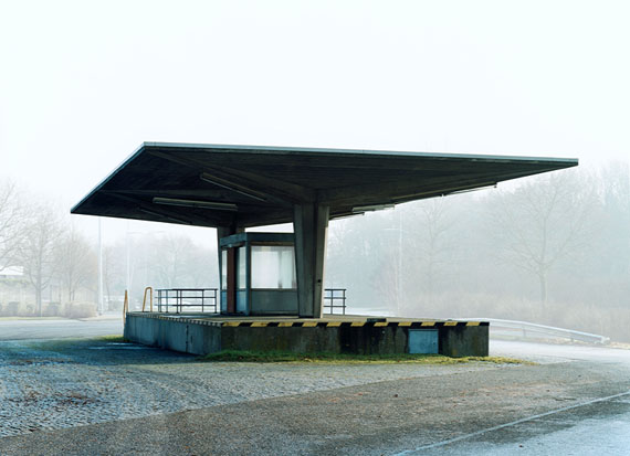 """Josef Schulz: aus der Serie """"Übergang"""", dene01, 2004"""