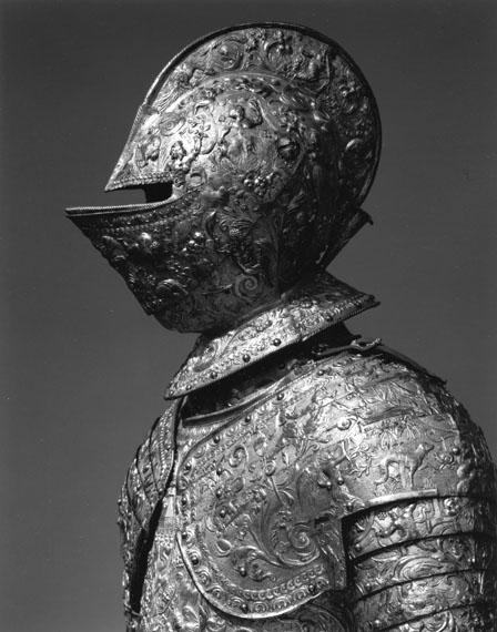 Claudia Fährenkemper, Serie 'AMOR', Silbergelantineabzug, Courtesy Kunsthistorisches Museum Wien