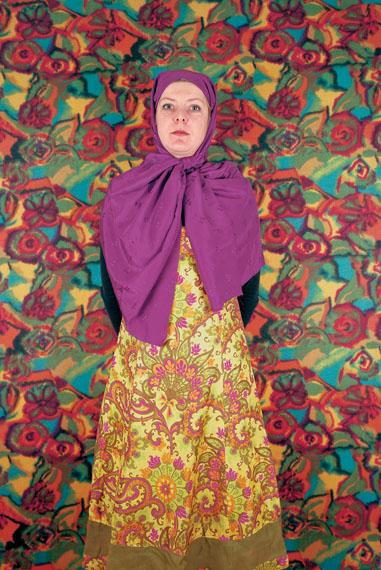 Katharina Mayer, Serie 'getürkt', 1993-1997, C-Print, 50 x 40 cm