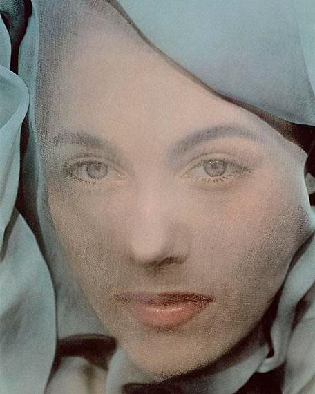Erwin Blumenfeld: Leslie Redgate, New York, 1952 (from Vive L'Amerique !! portfolio, 2013)