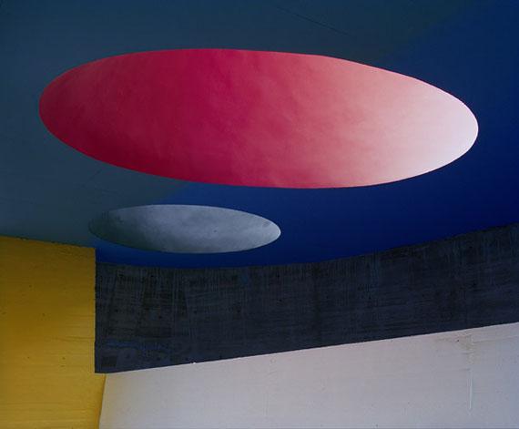 """Margret Hoppe: du Salut V, aus: """"Après une Architecture"""", 2012-2013"""