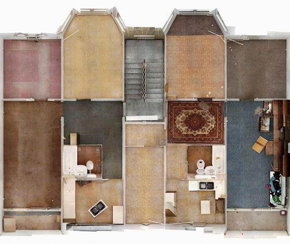 Andreas Gefeller: Panel Building 5, 2004, lightjet print / diasec, 110 x 131 cm, edition of 8
