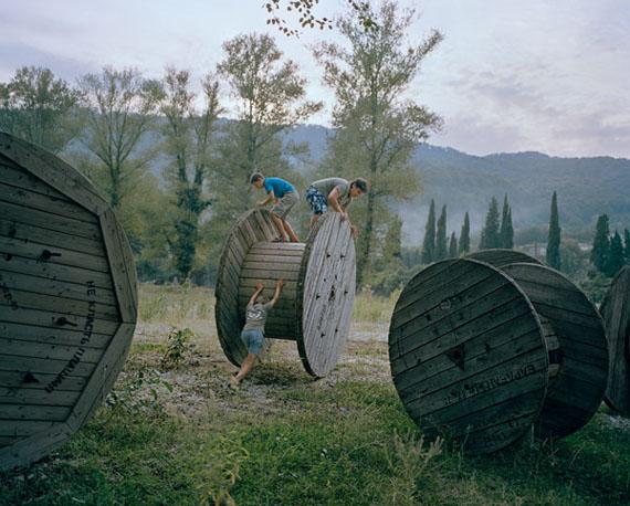 Untitled, high hopes, Sochi 2011/2012, 60 x 75 cm© Vitus Saloshanka / Anzenberger
