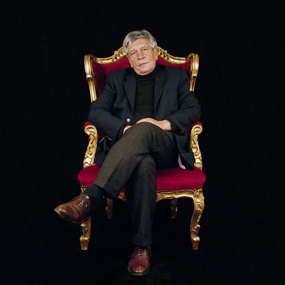 Hermann Scheer (1944-2010), SPD-Politiker, Hero for the Green Century (TIME-Magazin), Right Livelihood Award 2004 © Katharina Mouratidi