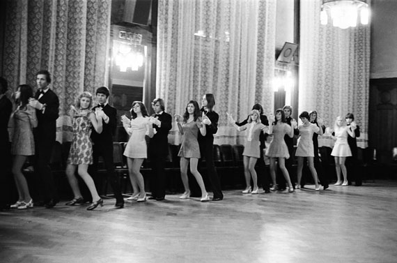 Iren Stehli: From the series «Dancing Lessons», Prague, 1975 © Iren Stehli / ProLitteris