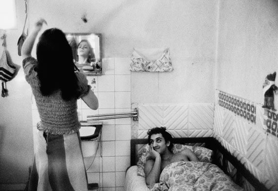 Iren Stehli: From the series «Libuna», Prague, 1977 © Iren Stehli / ProLitteris