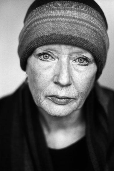 Birgit Kleber: Sibylle Bergemann 2006 © Birgit Kleber