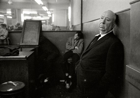Max Scheler: 'Hitchcock auf St. Pauli', 1963 © Max Scheler