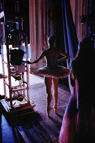 «Ballet» - Photographs of the New York City Ballet © Henry Leutwyler