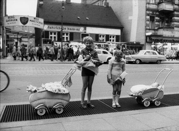 © Robert Lebeck: Berlin 1960