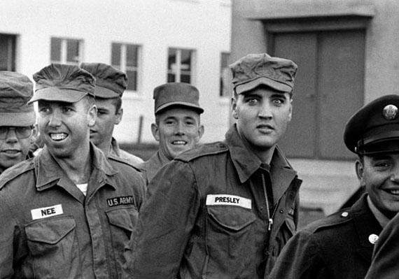 © Robert Lebeck 'Elvis Presley', 1958