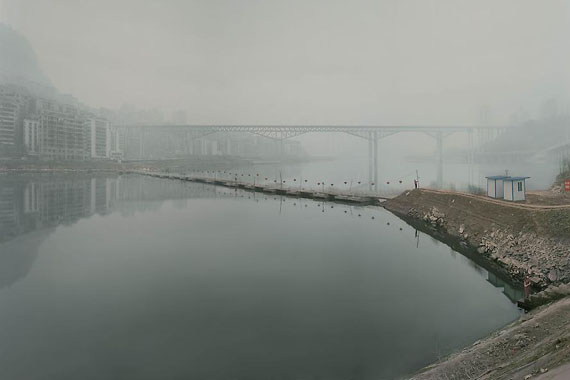 Chen Jiagang: Bridge of Wanzhou, 2011