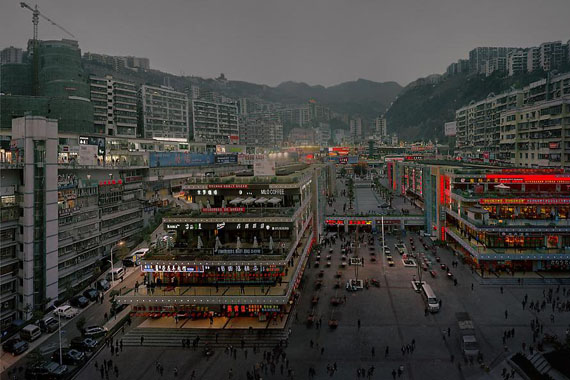 Chen Jiagang: Night of Fengjie, 2011