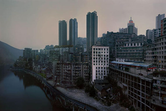 Chen Jiagang: City of Fuling, 2011