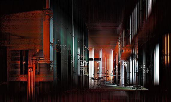Sabine Wild: Shanghai_2063, 2011, Lambdaprint/Diasec, 120 x 200 cm, Ed. 5 + 1 AP
