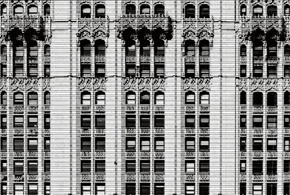 "Bettina Pousttchi ""The City"" 2014, Fotoinstallation (Detail)© Bettina Pousttchi"