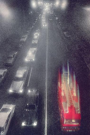 Aus: N.Y. Visions, 1978© René Groebli, courtesy PINTER & MILCH