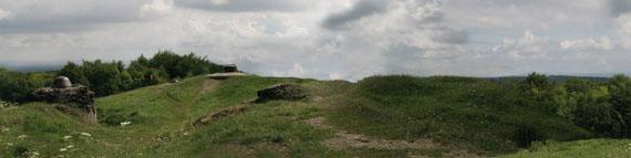 Verdun Donaumont, 2011, 95 x 3000 cm © Stephan Kaluza