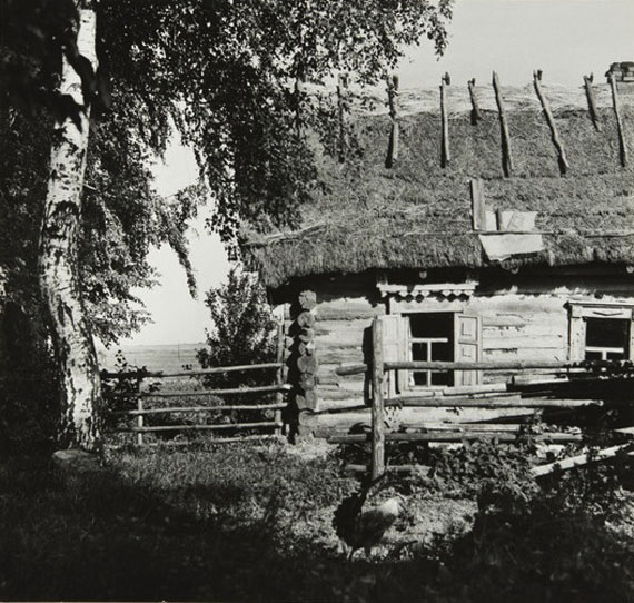 Out of the Past. Neglyubka Village. Vetka District, Belarus. The Series Polesia. 1976