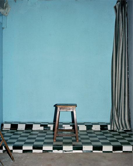 José Pedro Cortes: Malik sidibe's Studio, 2011, 130x105 cm, Inkjet Print, ed. 1/5