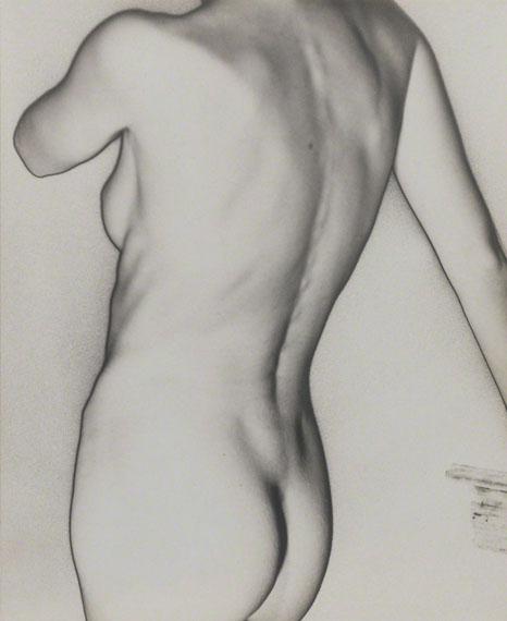 Man Ray, Nu De Dos, c 1944Courtesy EDWYN HOUK GALLERY, New York