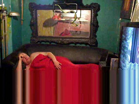 Kurt Caviezel: the USERS (Still 6), 2010, Inkjet auf Alu, 35 x 46 cm © Kurt Caviezel