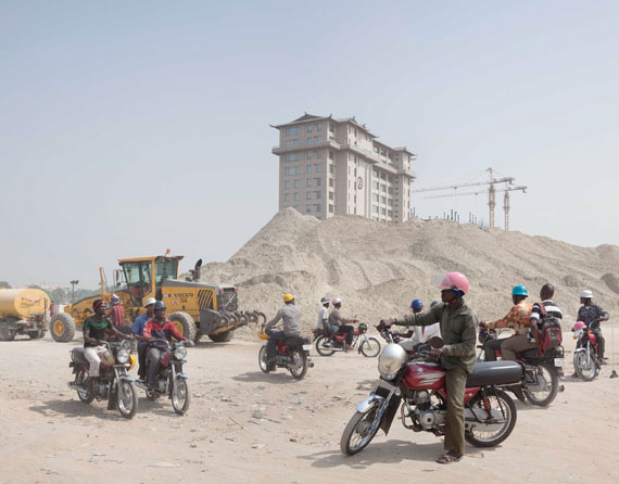 Lard Buurman: Oniru Estate, Lagos, Nigeria, 2009 / 2013