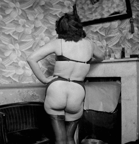 Georges Thiry: Bruxelles vers 1950