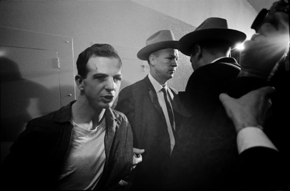Lee Harvey Oswald, Dallas, 1963