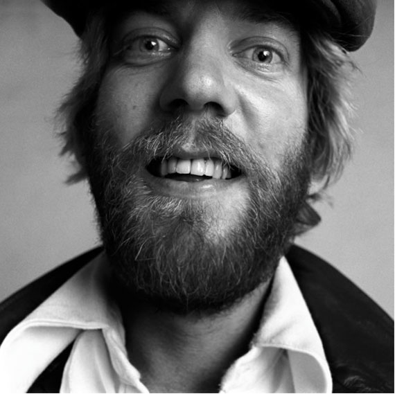 Donald Sutherland, 1968
