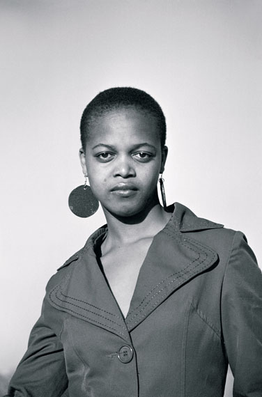 Zanele Muholi, Nosi 'Ginga' Marumo, Yeoville, Johannesburg, 2007© Zanele Muholi and Stevenson Cape Town/Johannesburg