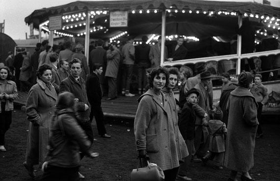 """Chargesheimer: aus dem Projekt """"Im Ruhrgebiet"""", 1957/1958, Rheinisches Bildarchiv Köln"""