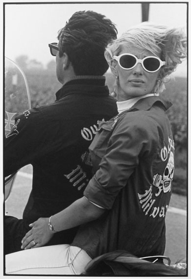 Memorial Day Run, Milwaukee © Danny Lyon, Courtesy of ATLAS Gallery London