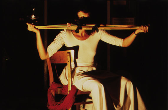 Ulrike Rosenbach: Or-Phelia, 1988© Ulrike Rosenbach, VG Bildkunst Bonn, 2014