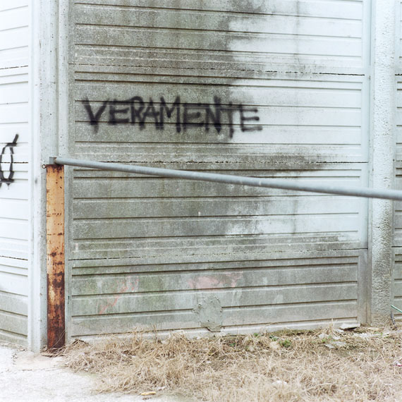 Pesaro, Italy, 2005Chromogenic print from negative 6x6 cm, 50x50 cm© Guido Guidi