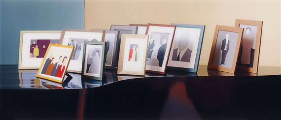 Thomas Demand, Flügel (Grand Piano), 1993/2005. Cibachrome print, face-mounted to plexiglass. 66.7 x 155.5 cm (81 x 170 cm). From an edition of 5. Estimate 60,000 – 80,000 €