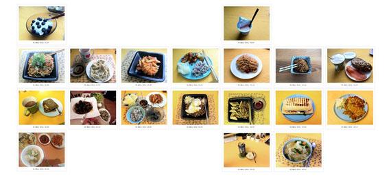 "Kyung-Nyu Hyun: Detail aus ""Nahrungsaufnahme"", C-Print, 2014"