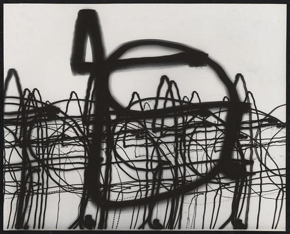 Otto SteinertLuminogramm195247,2 x 58,8 cmVintage
